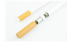 E cigarettes  may be a gateway to illicit drug use addiction conventional smoking