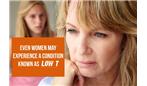 وقتی خانمها هورمون مردانه کم میآورند