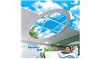 سقفی دکوراتیو با خواص درمانی